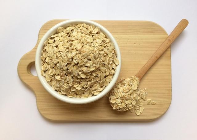 オートミール 栄養素